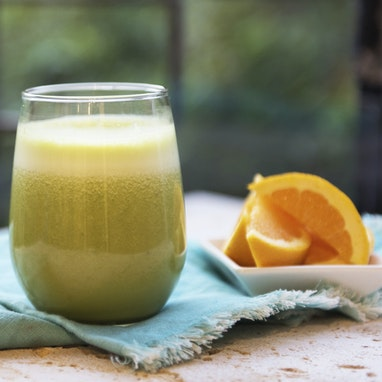 Orange Banana Immunity