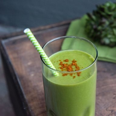 St. Paddy's Detox Smoothie