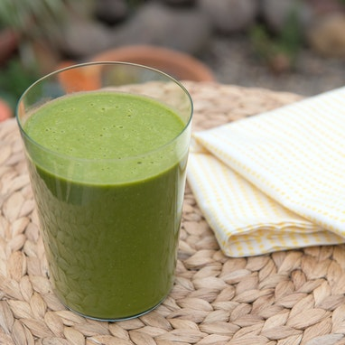 Baby Sweet Greens Smoothie