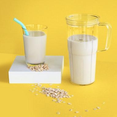 Gluten-Free Oat Milk