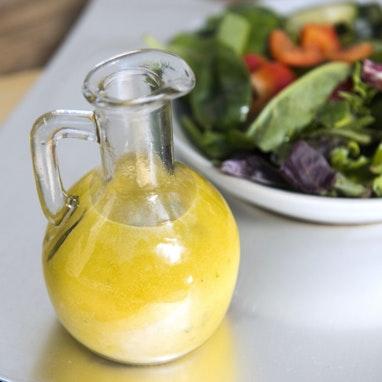 Greek Salad Vinaigrette