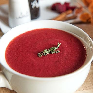 Pumpkin Beet Soup