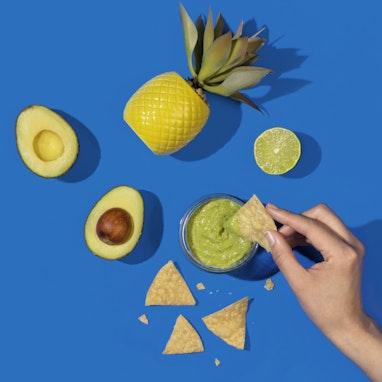 Creamy Avocado Cilantro Spread
