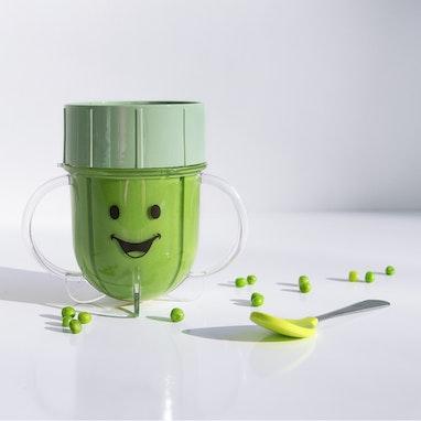 Green Pea Purée