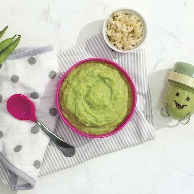 Green Bean Brown Rice Combo