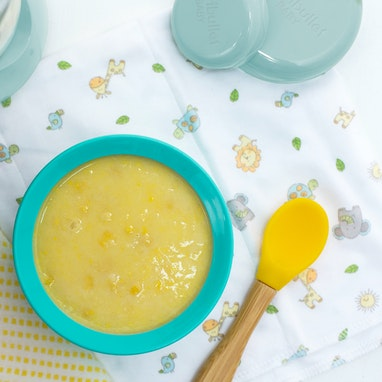 Creamy Potato and Corn Soup