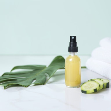 Green Tea and Cucumber Toning Mist