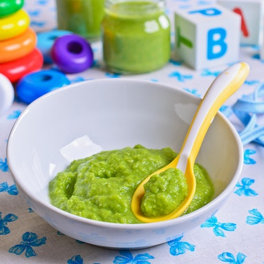 Baby Green Blend