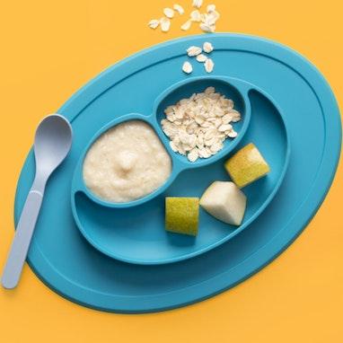 Pear and Oatmeal Puree