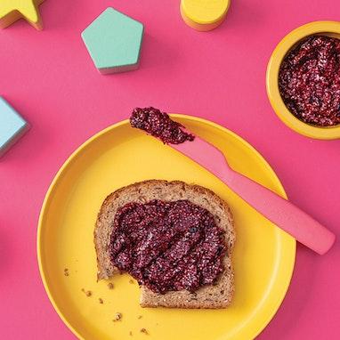 Berry Chia Spread