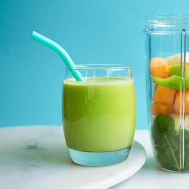 Refreshing Melon Smoothie