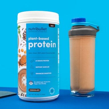 Protein Chocolate Shake