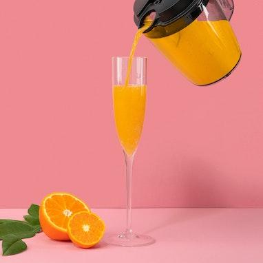 Orange Grapefruit Clementine Mimosa