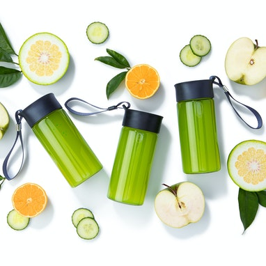 New Year Green Detox Juice