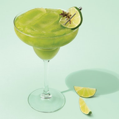 Lemon Lime Basil Margarita