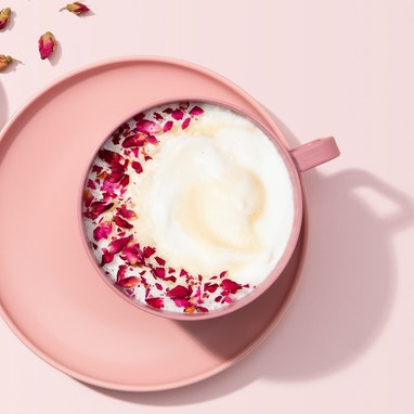 Vanilla Rose Milk